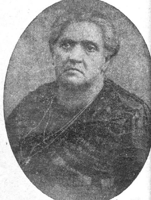 Irmã - Joaquina Gomes.