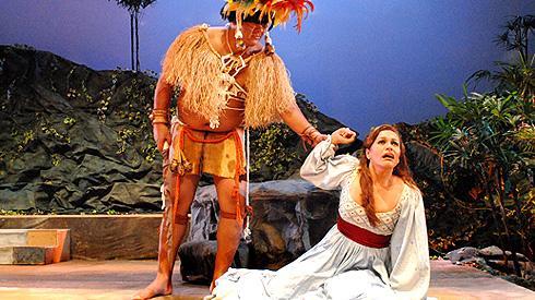 Ópera O Guarani 2