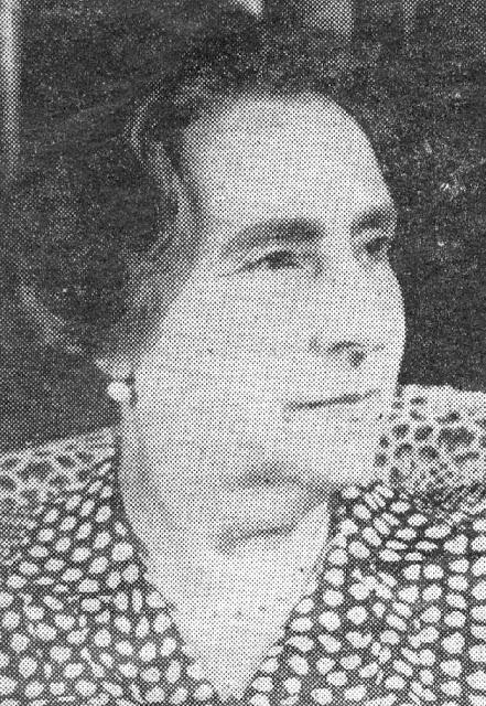 Filha - Itala em 1950.