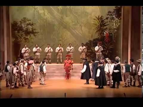 Ópera O Guarani 1